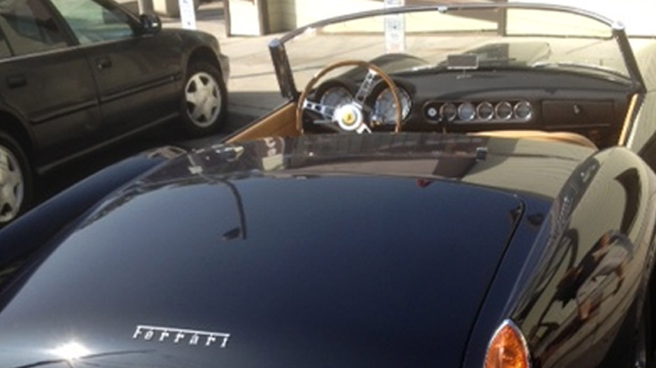 Drive with Dave: California Spyder