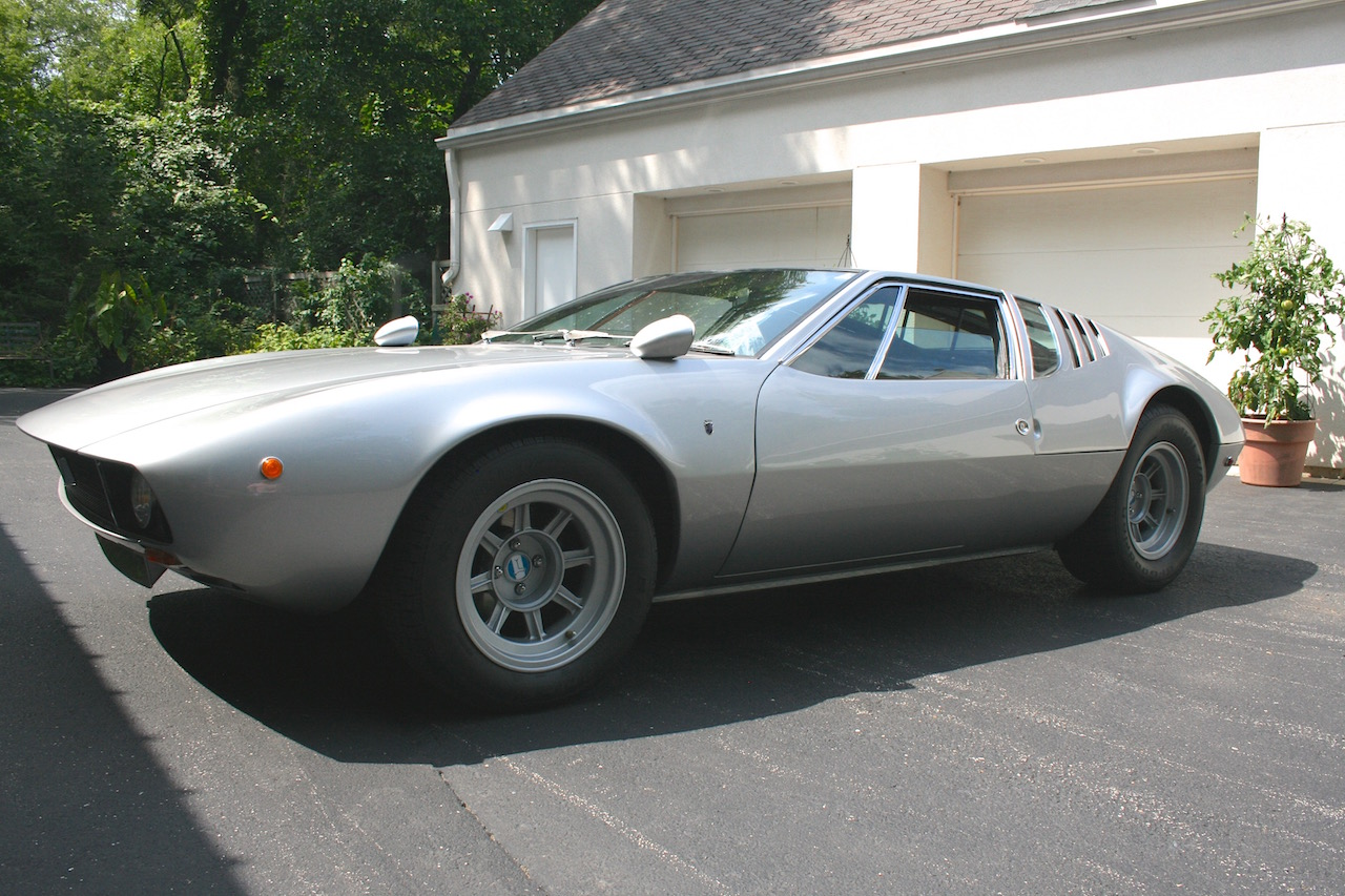 Drive With Dave 187 Driven De Tomaso Mangusta