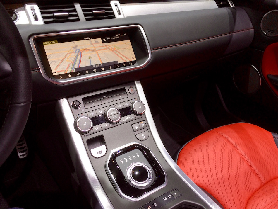 drive with dave 2016 range rover evoque convertible. Black Bedroom Furniture Sets. Home Design Ideas