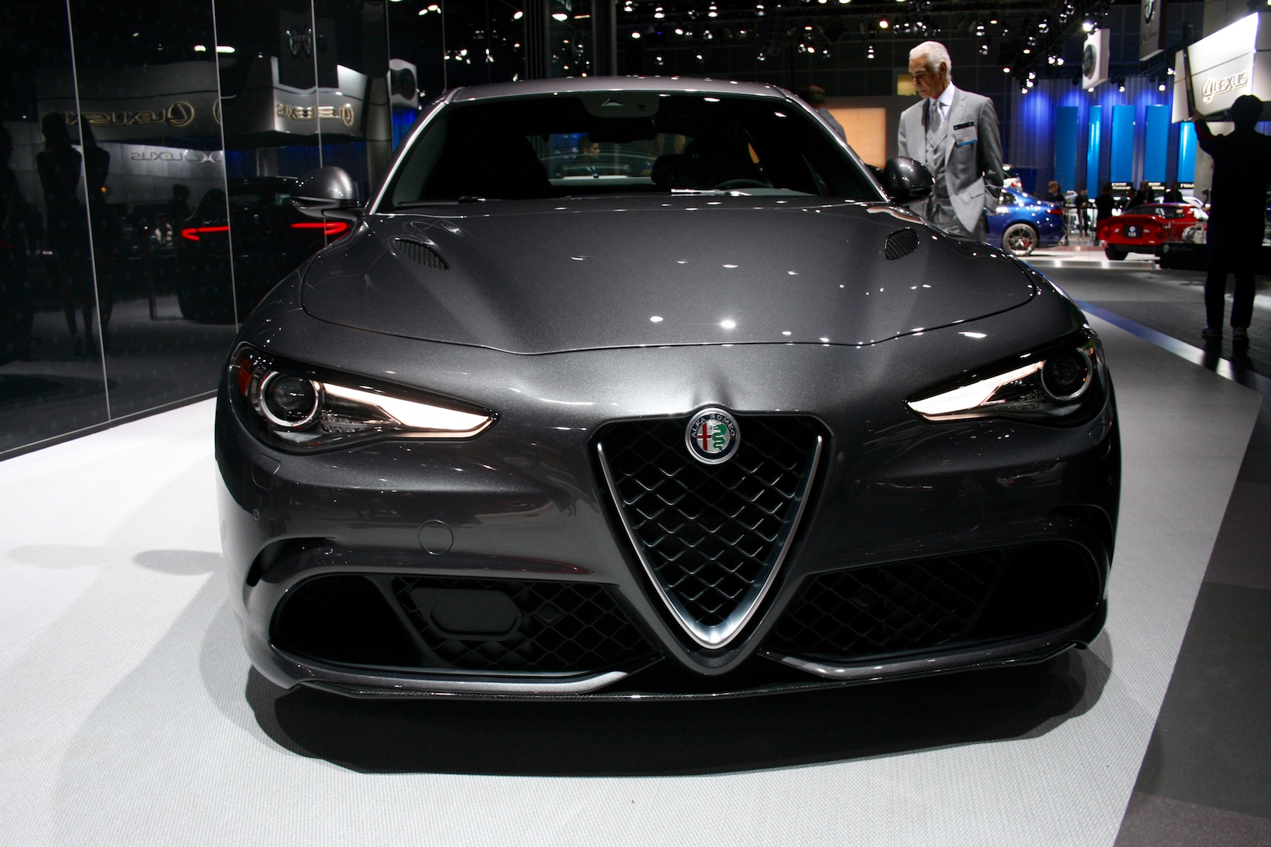 2018 Alfa Romeo Giulia Prices Incentives amp Dealers  TrueCar