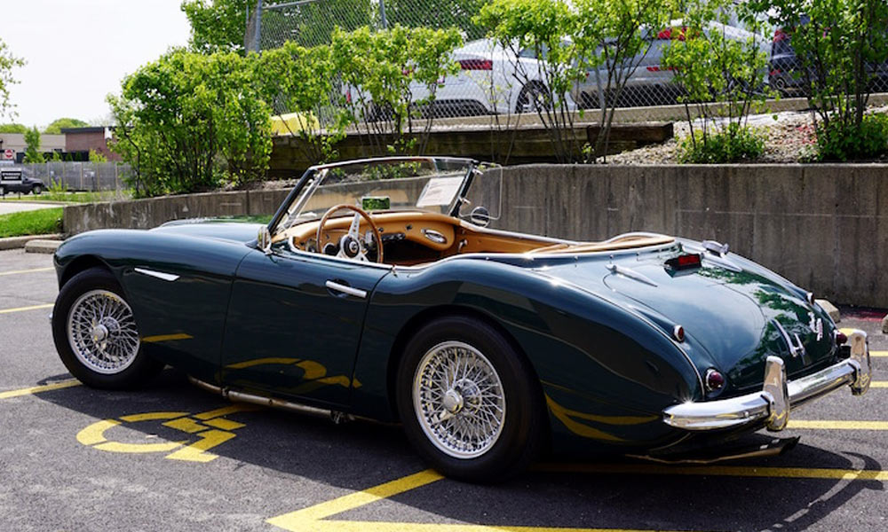 drive with dave driven austin healey 3000. Black Bedroom Furniture Sets. Home Design Ideas