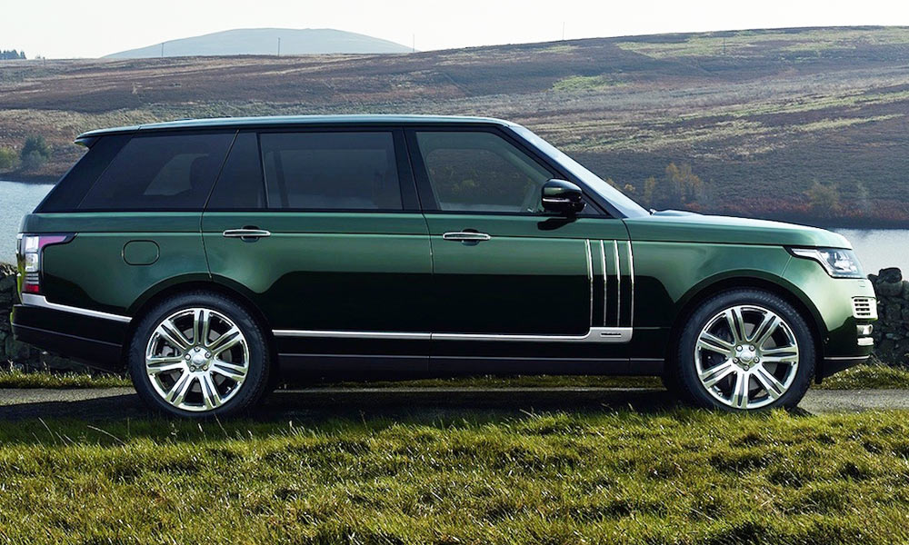 drive with dave range rover holland and holland edition. Black Bedroom Furniture Sets. Home Design Ideas