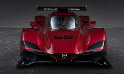 Mazda RT24-P At Daytona 24HRS