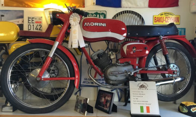 Mecum Auction of Guy Webster Vintage Bikes