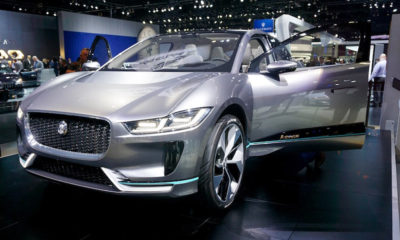 Jaguar's All Electric I-Pace