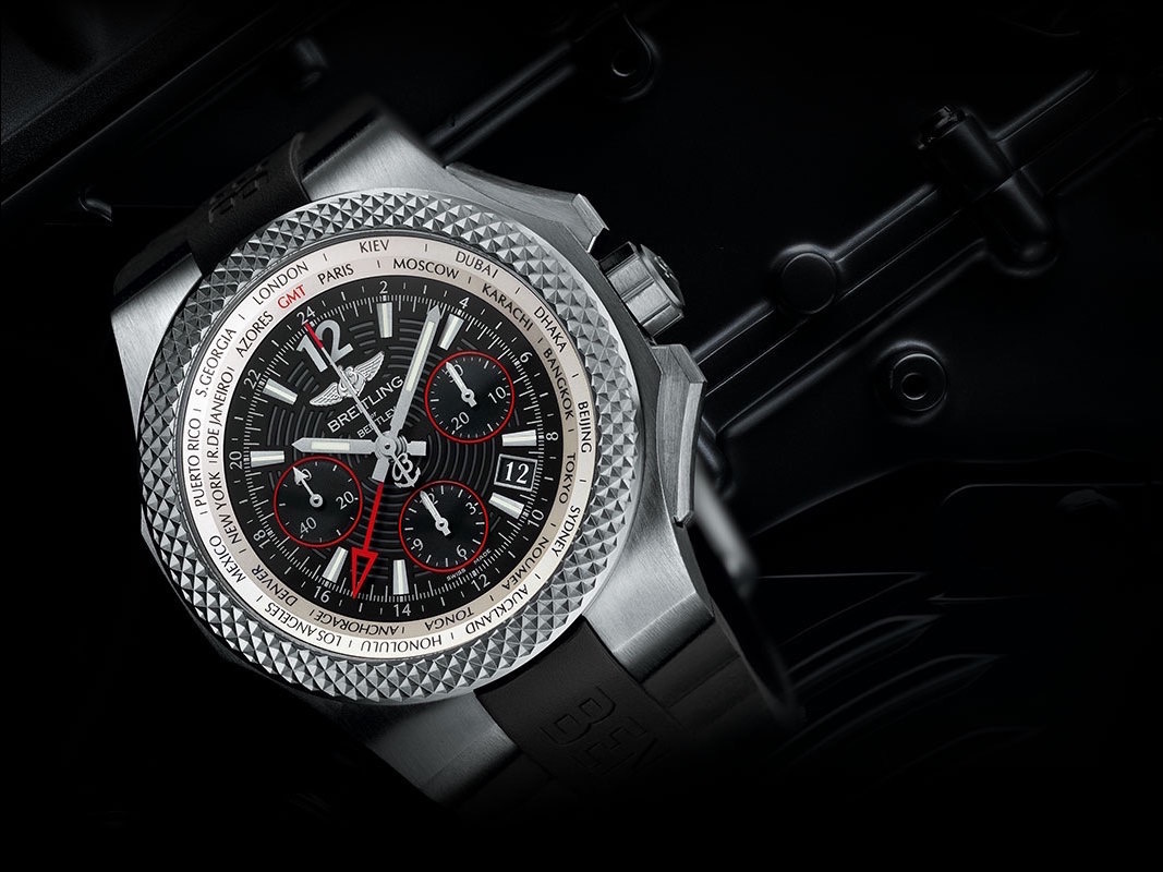 Breitling for Bentley Supersports B55 Chronograph