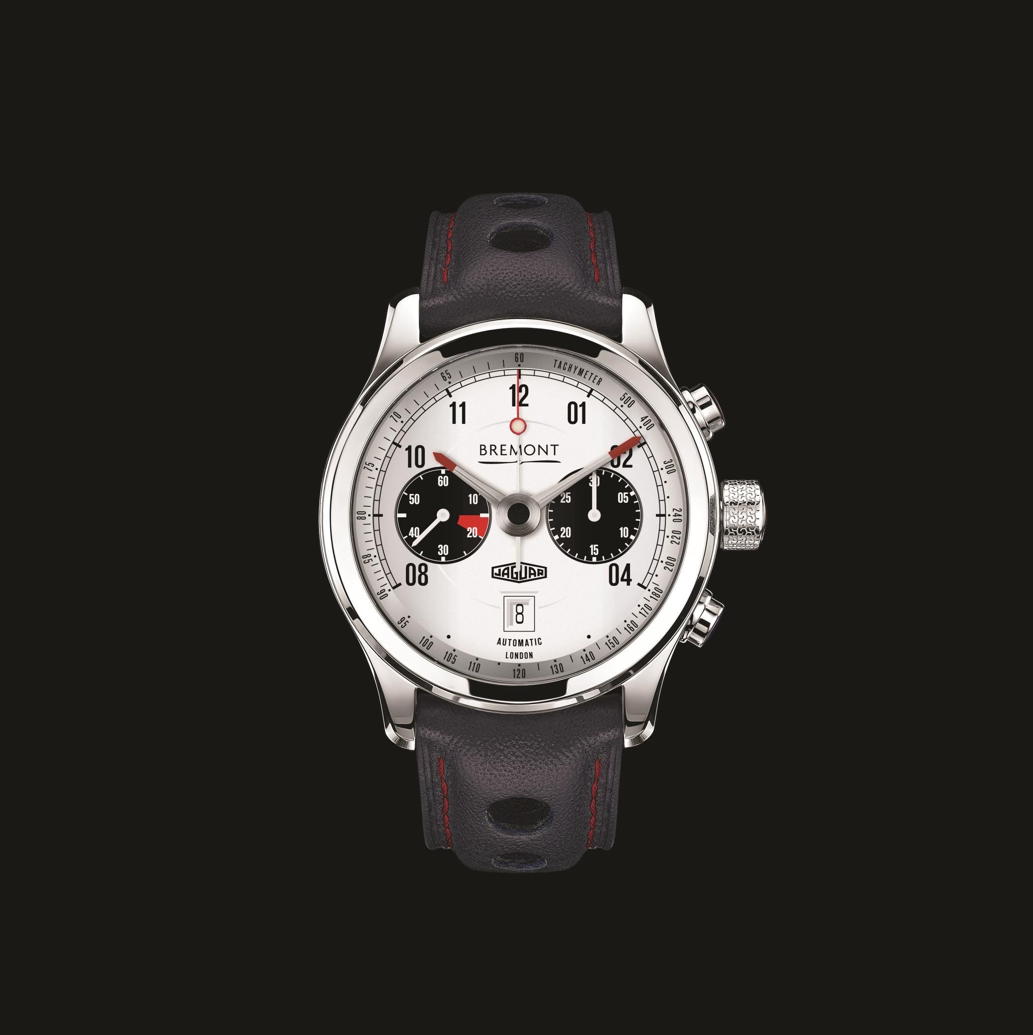 Bremont Jag XK120 MKII Chronograph