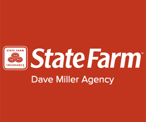 Dave Miller State Farm Rectangle