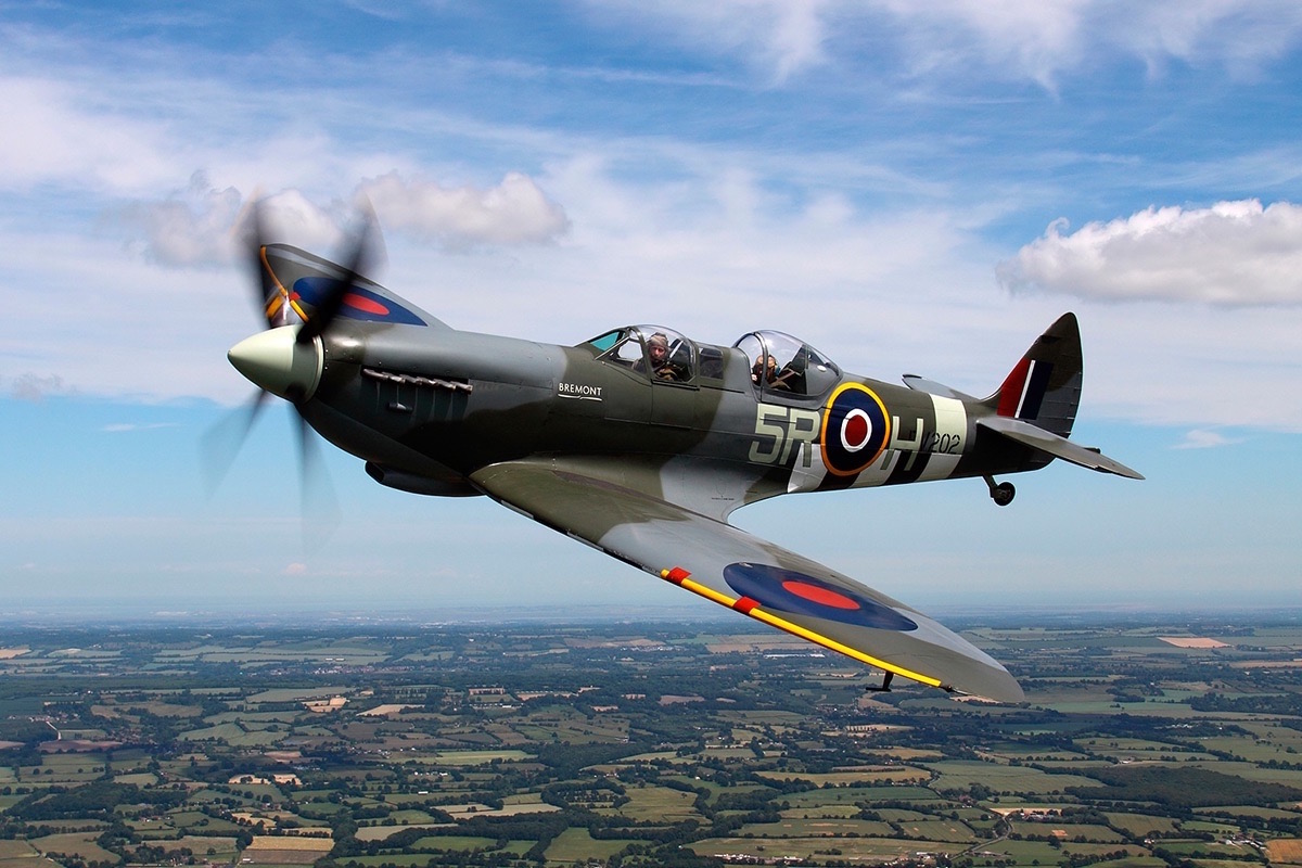 Iconic Spitfire