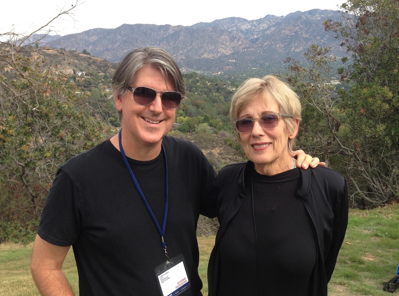 David Benardo and Bonnie Rodgers, Co-Founders of Zelectric Motors