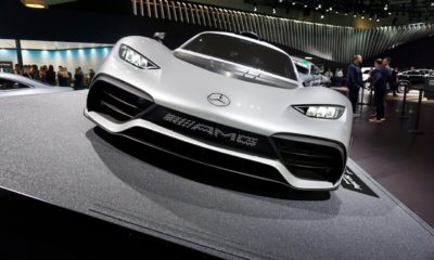 Mercedes Benz Project One