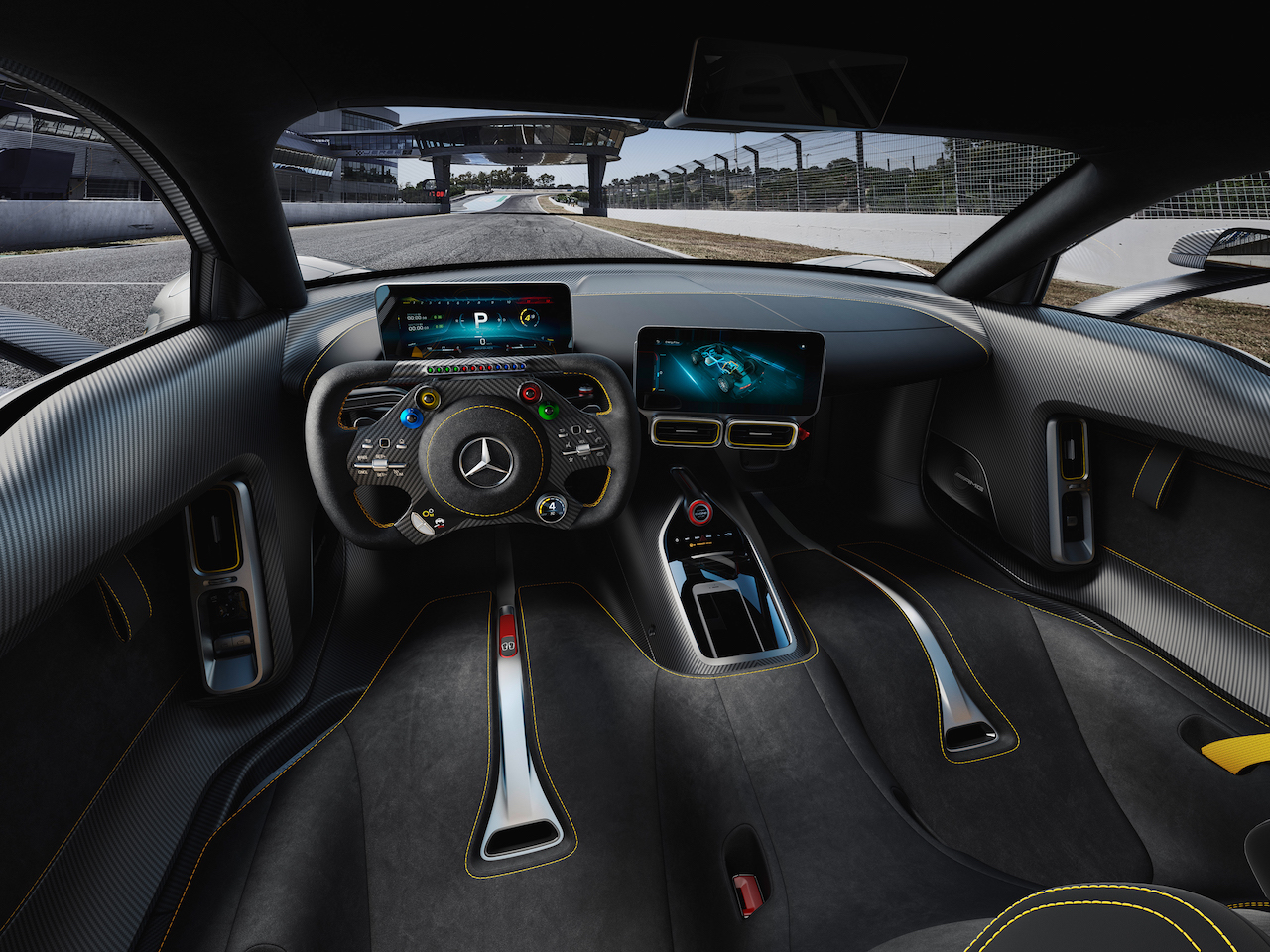 Project One interior