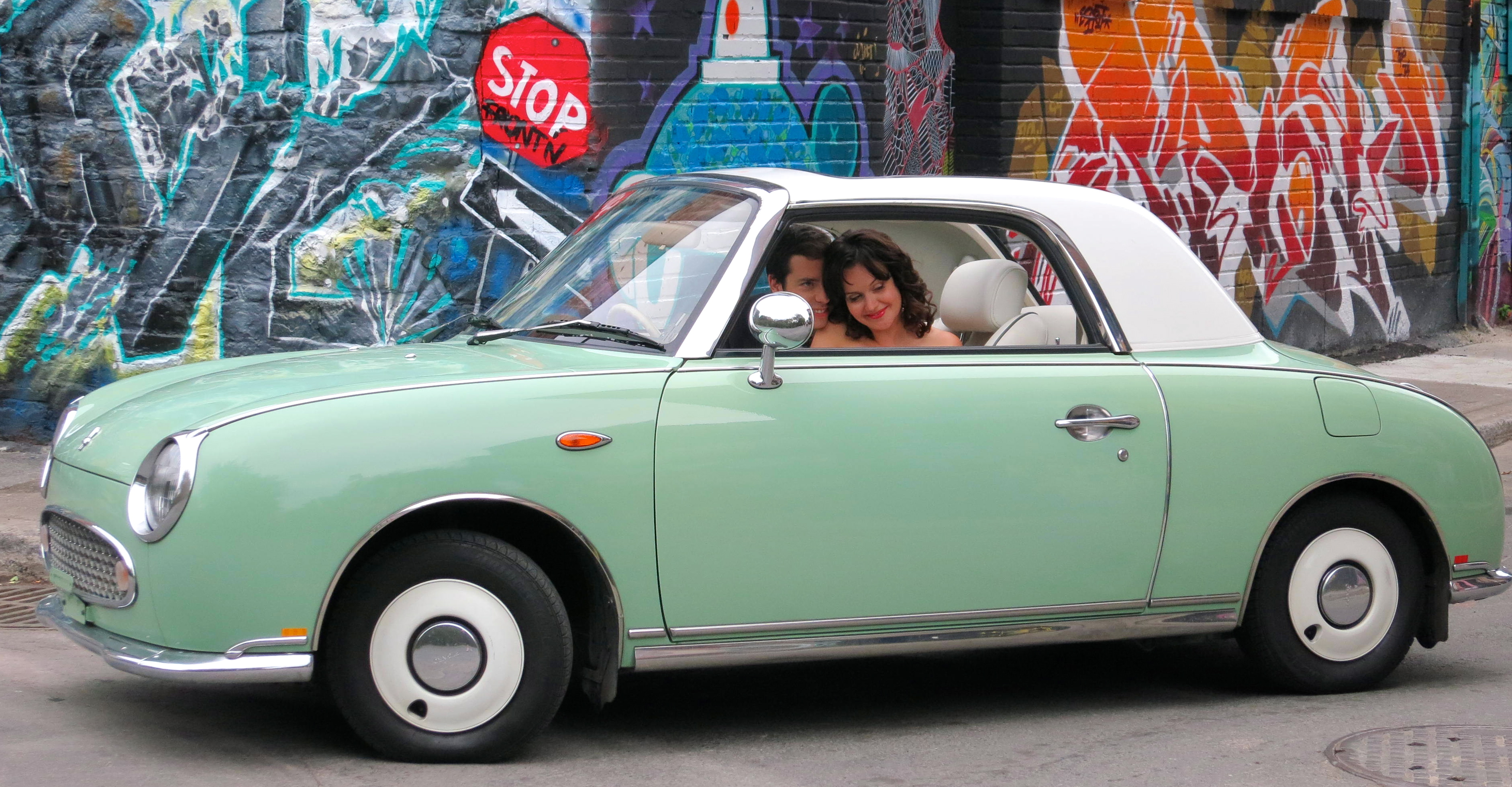 Drive with Dave » NISSAN FIGARO