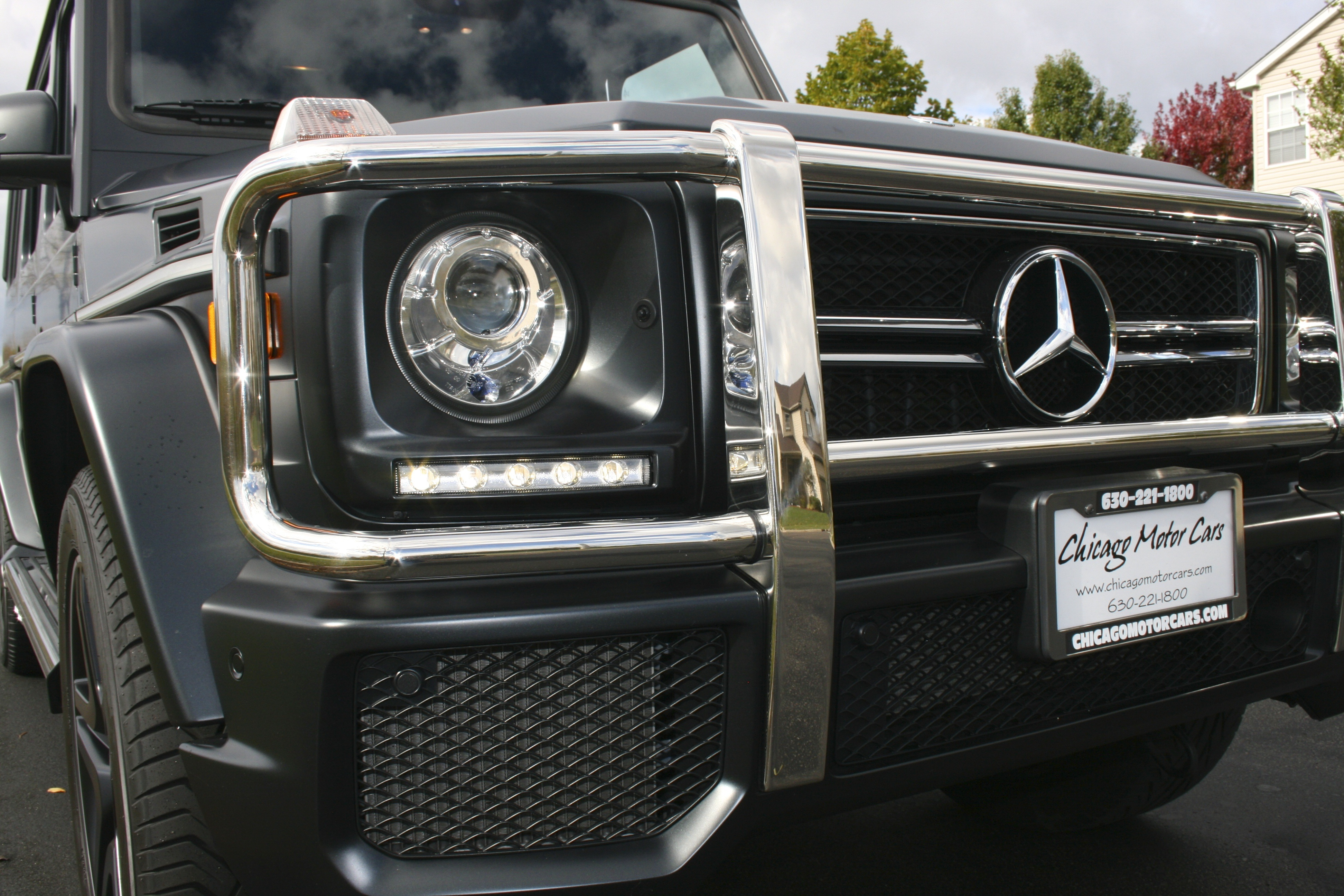 Drive with Dave DRIVEN Mercedes G63