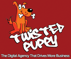 Sponsored by Twisted Puppy Website Development Services