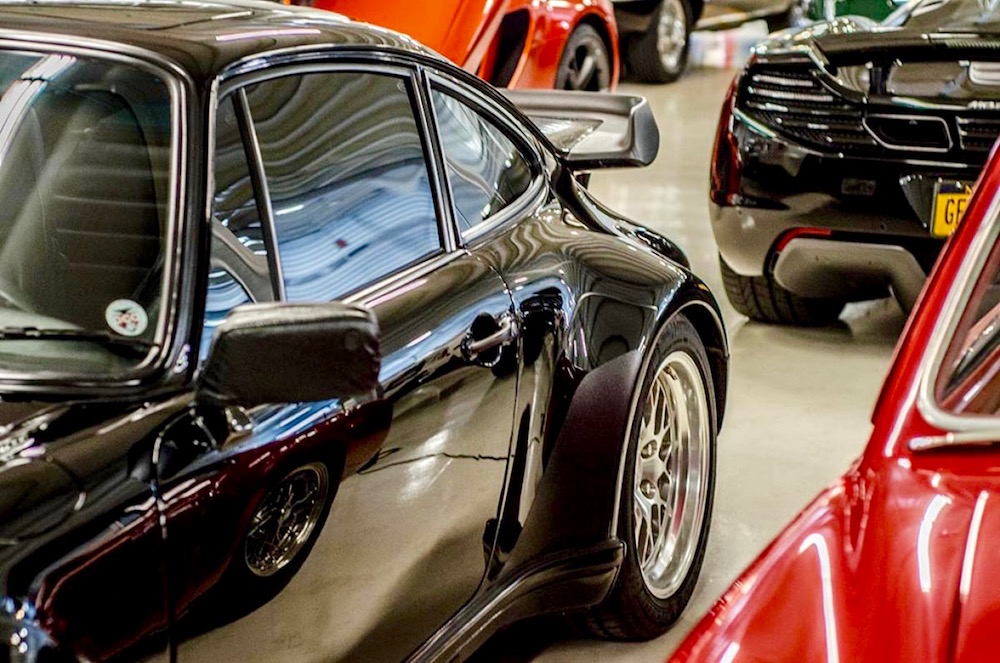 Collectors' Car Garage: Chicago