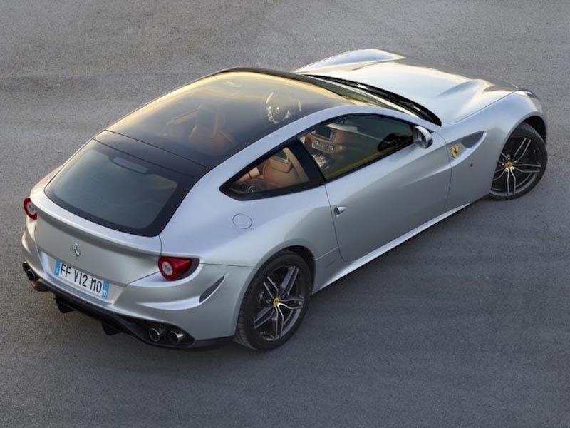Ferrari FF: Revisited