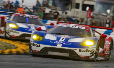 Ford GT Returns to LeMans