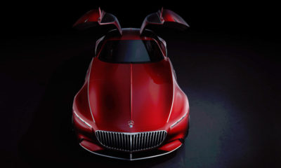 Mercedes Vision Maybach 6
