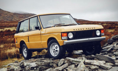 2nd Series Range Rover Classic