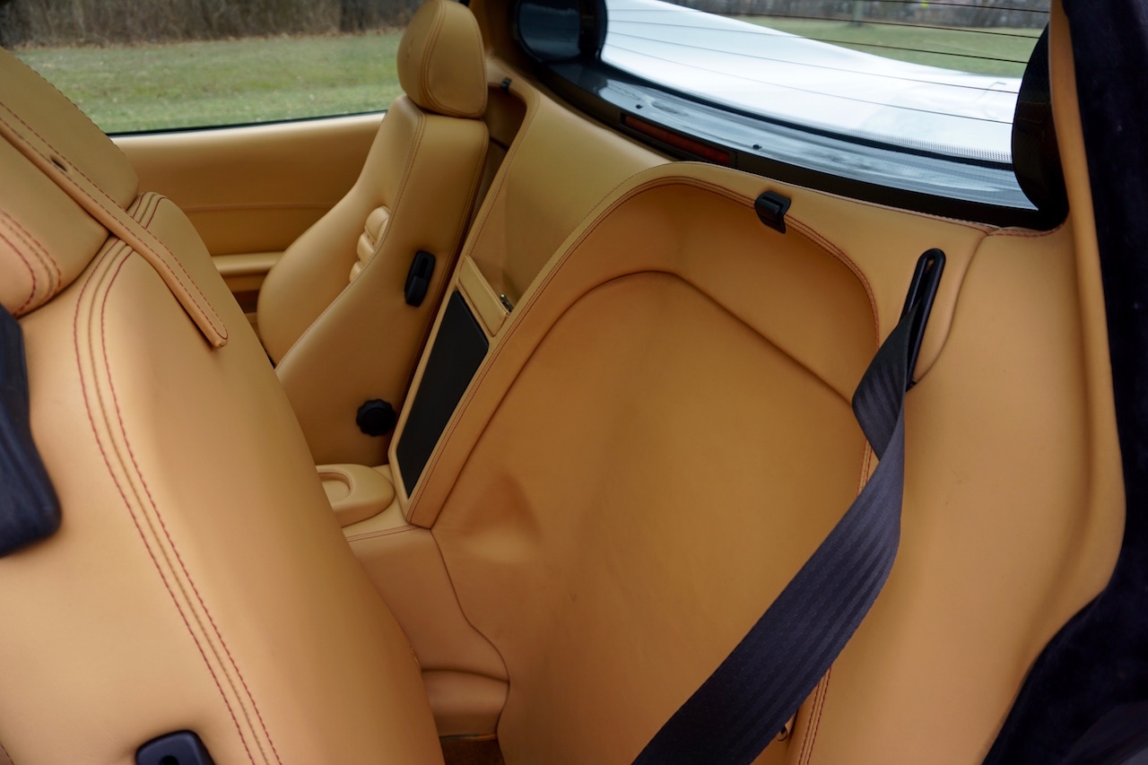 575 Superamerica Interior