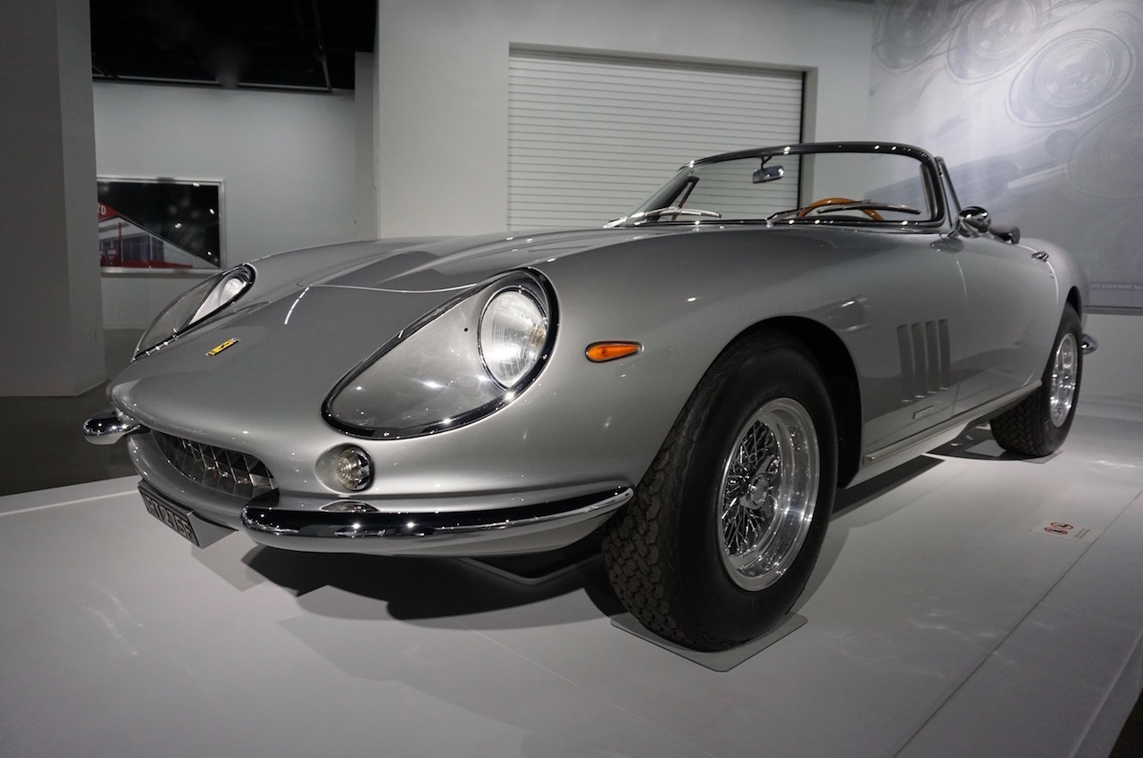 Ferrari 275 GTS/4 At The Petersen