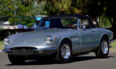 Mecum Pebble Beach Ferraris