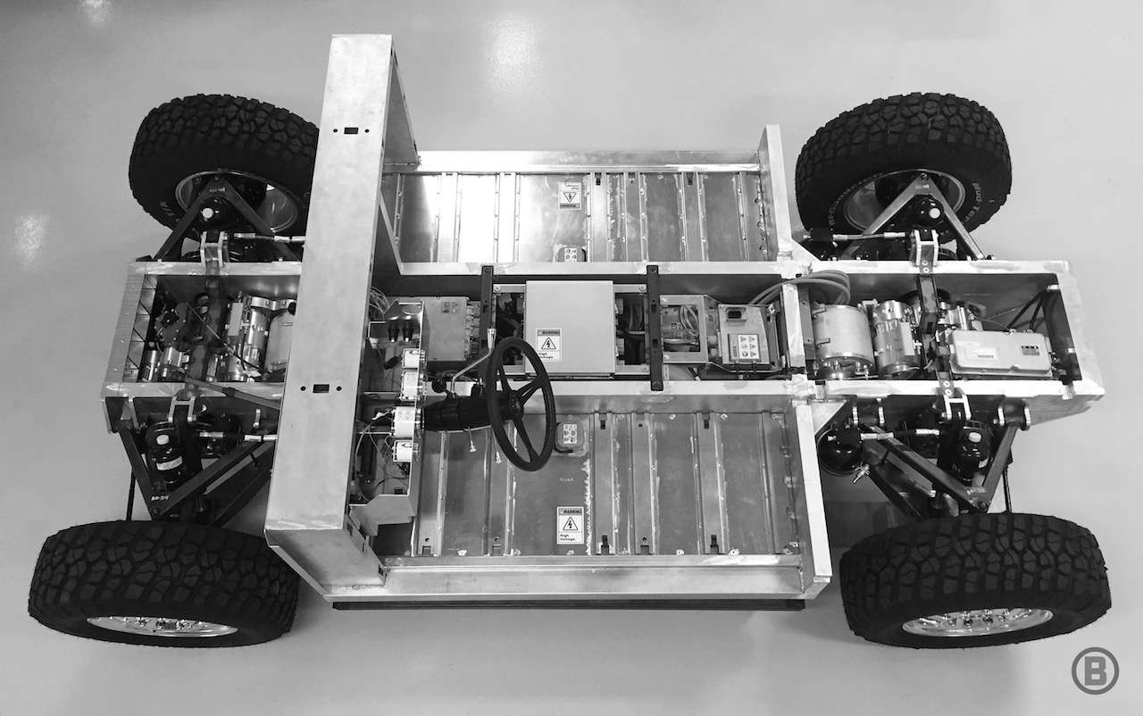 Bollinger B1 Chassis