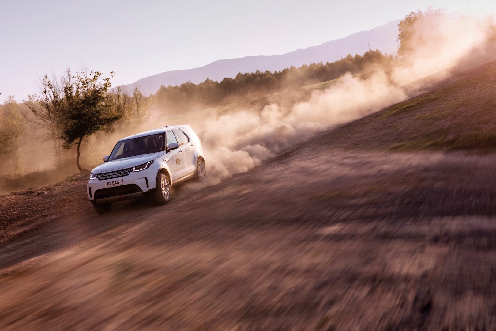 Land Rover Experience Namibia