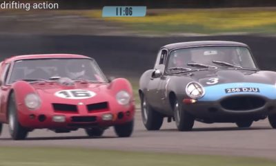 Jag and GTO Head to Head