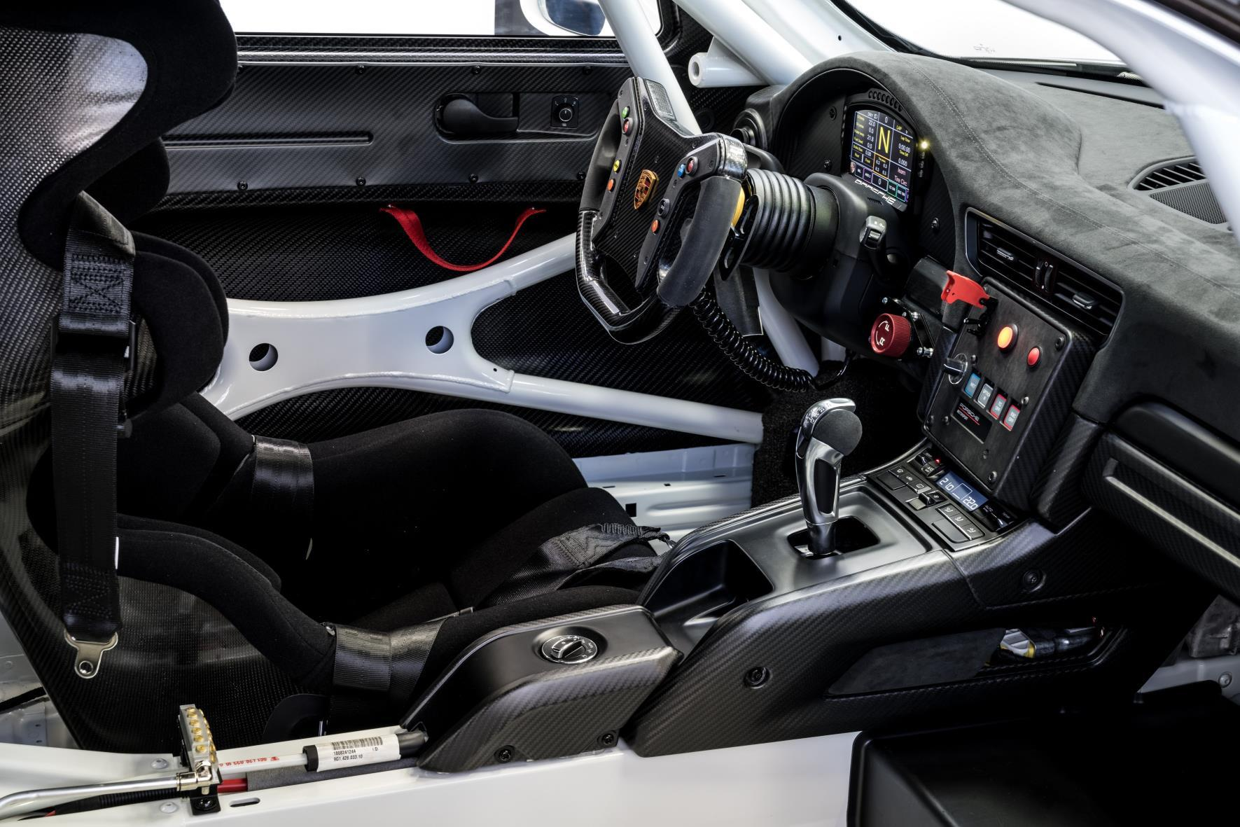 911 GT2 RS Clubsport Interior