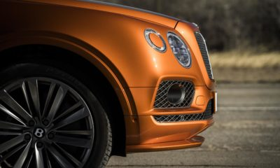 Bentayga Speed Redesigned