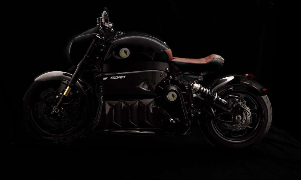 Lito Electric Motorcycle