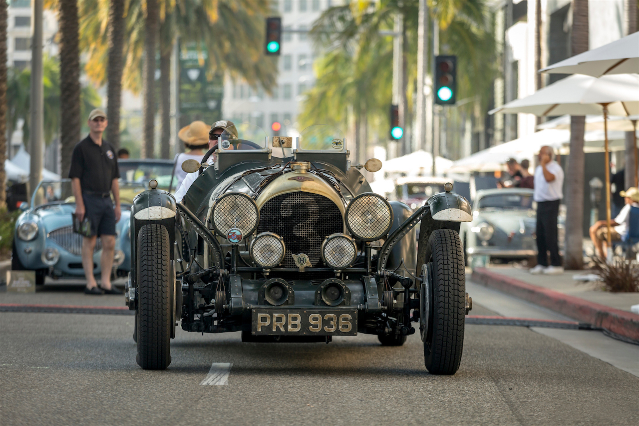 1928 Bentley 3-8 Liter Racer