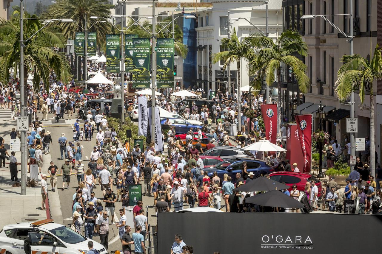 Rodeo Drive Overview
