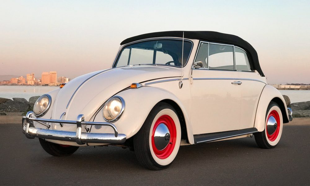 1965 VW Bug Electric Conversion