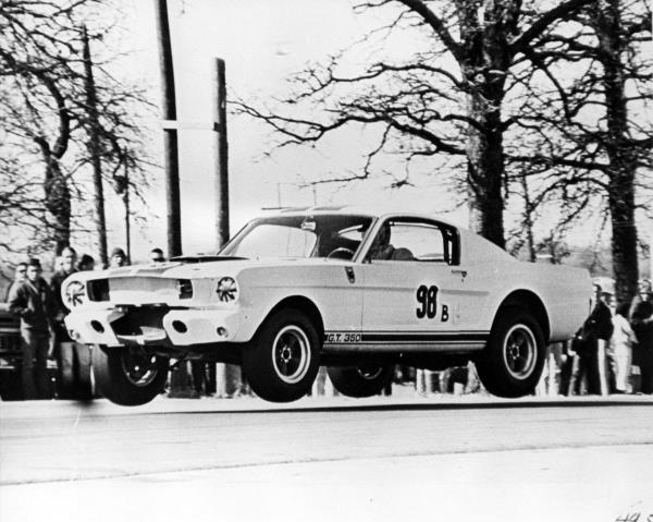 Shelby GT350R Competition Model