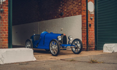 Baby Bugatti II All Electric